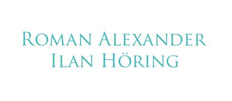 Roman Alexander Ilan Höring